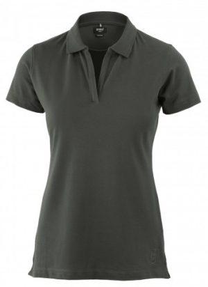 Poloshirt Harvard Lady Olijf groen-Yipp & Co