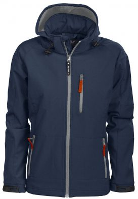 Jacket Tulsa Grizzly Lady navy - Yipp & Co Textiles