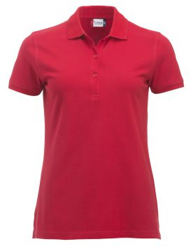 Polo Classic Lincoln Clique Lady rood - Yipp & Co Textiles
