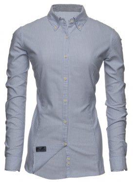 Overhemd Indigo Bow 32 Harvest & Frost Lady - Yipp & Co Textiles