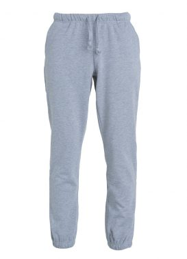 Basic Sweatpants Clique Grijs-Yipp & Co Textiles