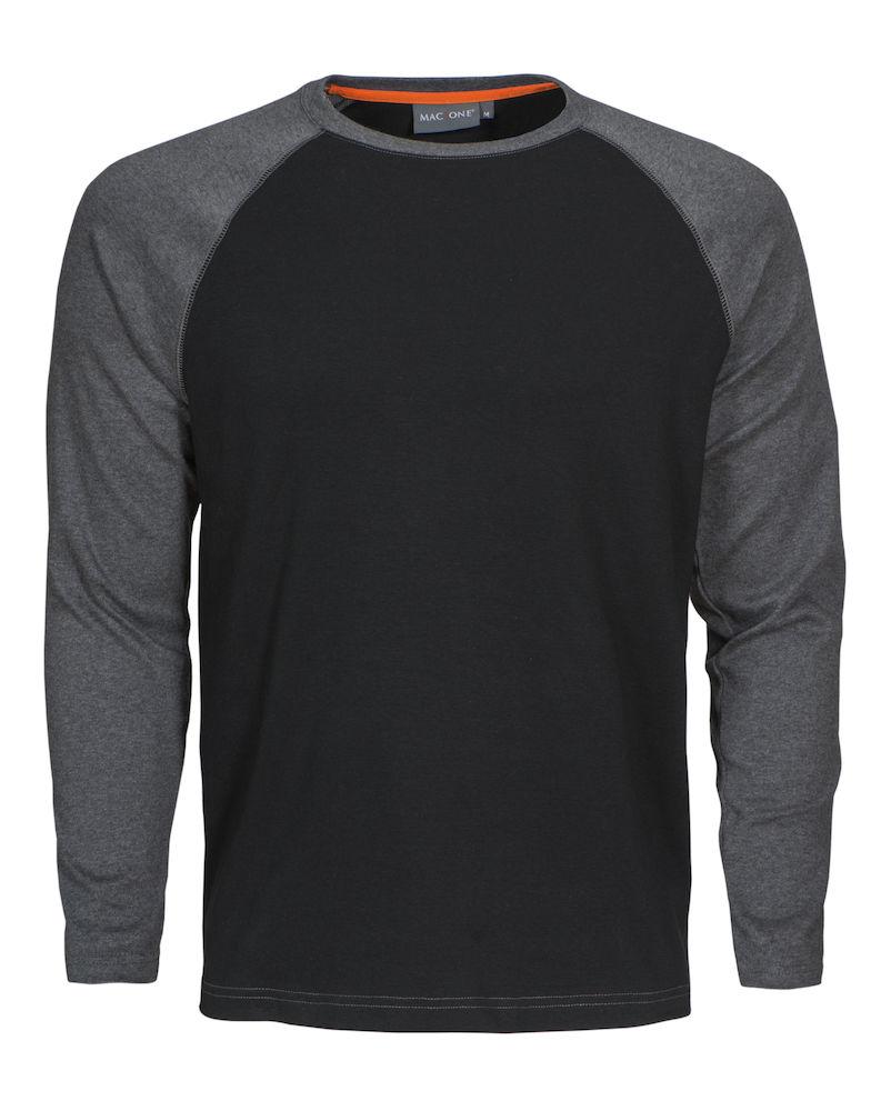 Zwart-grijs