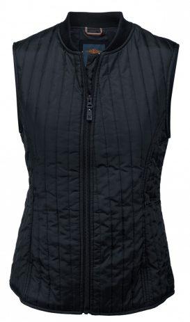 Bodywarmer Hudson Nimbus Lady navy - Yipp & Co Textiles