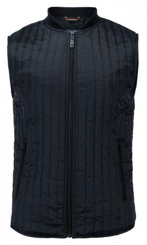 Bodywarmer Hudson Nimbus navy - Yipp & Co Textiles