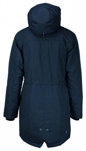 Jacket Avondale Nimbus Lady navy achterzijde - Yipp & Co Textiles