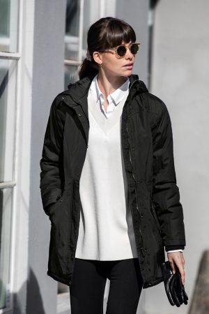 Jacket Avondale Nimbus Lady sfeerfoto - Yipp & Co Textiles