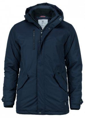 Jacket Avondale Nimbus navy - Yipp & Co Textiles