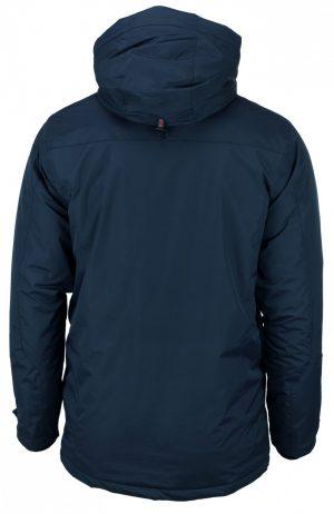 Jacket Avondale Nimbus navy achterzijde - Yipp & Co Textiles