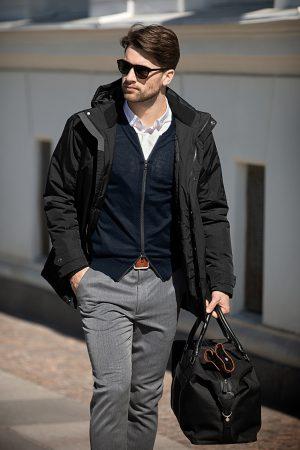 Jacket Avondale Nimbus sfeerfoto - Yipp & Co Textiles