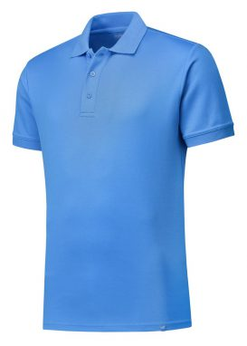 Polo Flash Powerdry Macseis lichtblauw - Yipp & Co Textiles
