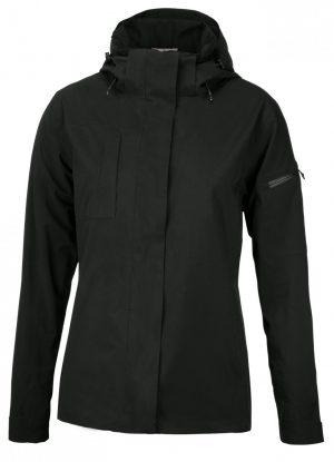Jacket 3 in 1 Whitestone Nimbus Lady zwart - Yipp & Co Textiles