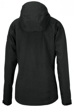 Jacket 3 in 1 Whitestone Nimbus Lady zwart achterzijde - Yipp & Co Textiles