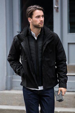 Jacket 3 in 1 Whitestone Nimbus sfeerfoto - Yipp & Co Textiles