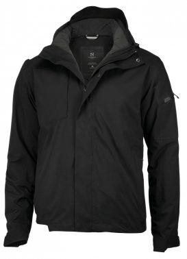 Jacket 3 in 1 Whitestone Nimbus zwart - Yipp & Co Textiles