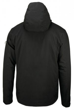Jacket 3 in 1 Whitestone Nimbus zwart achterzijde - Yipp & Co Textiles