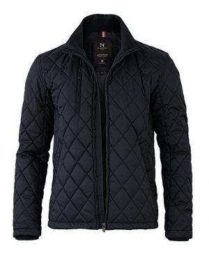 Jacket Henderson Nimbus zwart - Yipp & Co Textiles