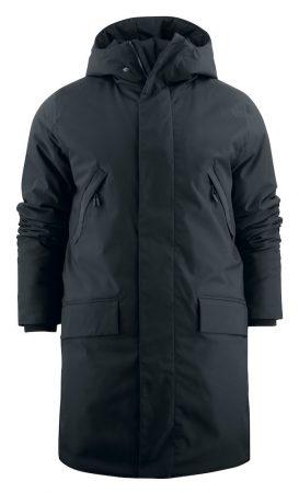 Jas Winterparka Brinkley James Harvest zwart - Yipp & Co Textiles