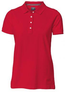Polo Yale Nimbus Lady rood - Yipp & Co Textiles